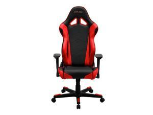 DXRacer Racing Series OH/RE0/NR Racing Bucket Seat Ergonomic Computer Chair with Free Cushions