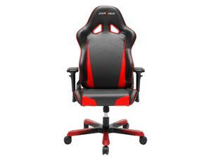 DXRacer Tank Series OH/TS29/NR Big and Tall Chair Racing Bucket Seat Office Chair Gaming Chair Ergonomic Computer Chair eSports Desk Chair Executive Chair Furniture With Pillows
