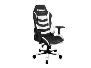 DXRacer Iron Series OH/IS166/NW Newedge Edition Racing Bucket Seat office chair X large PC gaming chair computer chair executive chair ergonomic rocker With Pillows