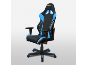 DXRacer Racing Series OH/RW106/NB Newedge Edition Racing Bucket Seat Office Chair Gaming Chair Automotive Racing Seat Computer Chair eSports Chair Executive Chair Furniture With Pillows