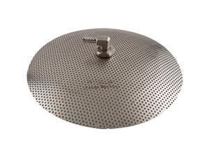 """Stainless Steel False Bottom for Brew Pot: 12"""""""