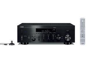 Yamaha R-N803BL Hi-Fi Audio Component Receiver, Works with Alexa