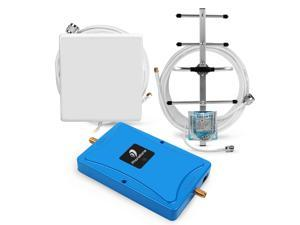 700MHz AT&T 4G LTE  Band 12 Band 17 Cellphone Signal Booster Repeater Amplifier