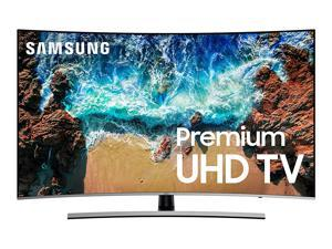 "Samsung UN55NU8500FXZA 55"" Curved Smart 4K UHD HDR Plus Smart TV (2018)"