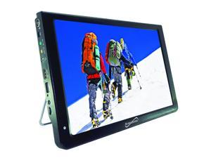 "Supersonic SC-2812  12""  Portable Ultra Lightweight Widescreen  LED TV With HDMI, SD, MMC, USB, VGA, Headphone Jack"