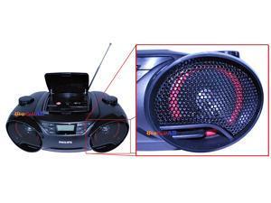 Philips AZ3811 CD/USB AM/ FM Portable Player MP3/WMA USB Radio 110 -220V AZ-3811
