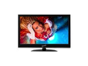 "Supersonic SC-1311 13"" LED Widescreen AC/DC 1080p HDTV Television + Walmount"