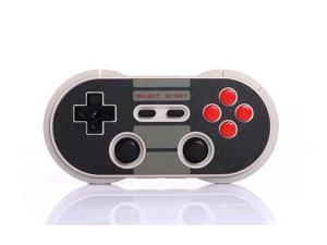8Bitdo NES30 PRO Wireless Bluetooth Gamepad Controller Dual Classic Joystick Fidget Spinner for IOS, Android, Windows Mac OSX
