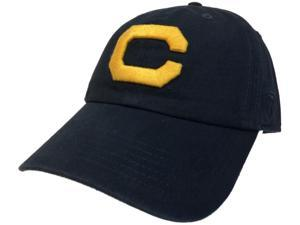 4423a8aa1a6 Cal Golden Bears TOW Navy Vintage Crew Adjustable Strapback Slouch Hat Cap