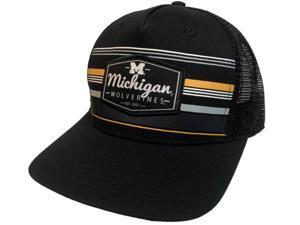 b4ac64cd4f2b8 Michigan Wolverines TOW Black
