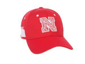 49971cbe604 Nebraska Cornhuskers Zephyr Red