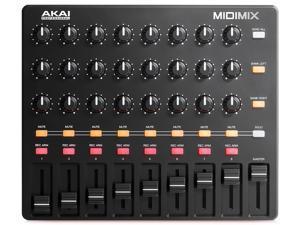 Akai MIDI MIXHigh-Performance Portable Mixer/DAW Controller