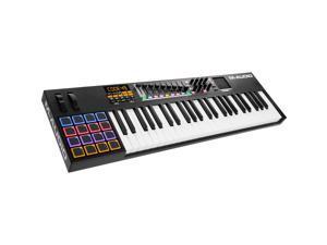 M-audio code 49 black USB MIDI Controller with X/Y Pad