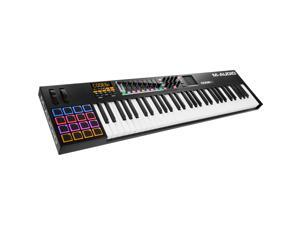 M-audio Code 61 Black USB MIDI Controller with X/Y Pad