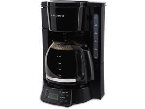 MR. COFFEE BVMC-EVX23 Black Programmable Coffee Makers