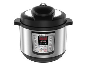 Instant Pot LUX Mini 3 Qt 6-in-1 Multi-Use Programmable Pressure Cooker, Slow Cooker, Rice Cooker, Saut, Steamer, and Warmer