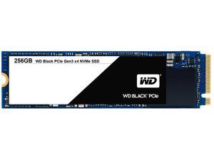 WD Black 256GB Performance SSD - 8 Gb/s M.2 PCIe NVMe Solid State Drive – WDS256G1X0C  -  NEW