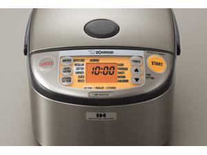 Zojirushi NP-HCC18 Induction Heating System Rice cooker & warmer