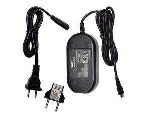 Globalsaving AC Adapter for Sony DCR-PC55//W HandyCam camcorder power supply ac adapter cord cable charger