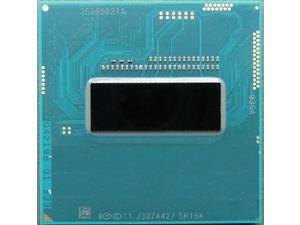 Intel Core I7 4900MQ SR15K Mobile CPU Processor 2.8 GHz / 3.8 GHz