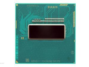 Intel Core i7 4712MQ SR1PS CPU PROCESSOR Haswell 2.3GHz / 3.3GHz