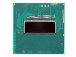 Intel Core i7 4712MQ SR1PS CPU PROCESSOR Haswell 2.3GHz / 3.3GHz