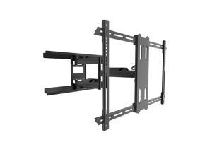 Kanto PDX650G Outdoor Full Motion Mount for 37-inch to 75-inch TVs - Black