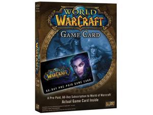World of Warcraft 60-day Pre-Paid Time Card