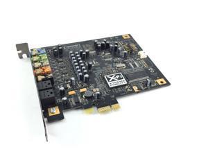 Dell Creative Sound Blaster X-Fi Xtreme Fidelity PCIe Sound Card SB0880, F333J