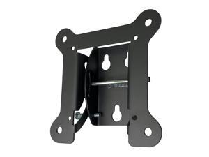"Amer Mounts EZW1327 | Tilting Flat Panel Wall Mount Bracket for LCD,LED Monitors & Plasma TVs | Supports 13"" to 27"" inches."