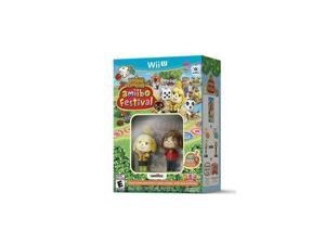 Nintendo Animal Crossing: amiibo Festival - Entertainment Game - Wii U