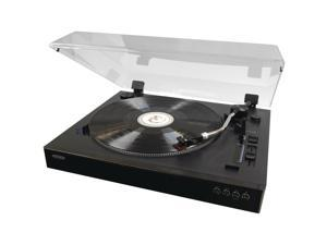 JENSEN JTA-470 Professional 3-Speed Stereo Turntable with Speed Adjustment