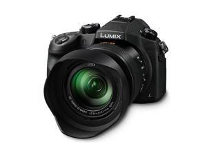 Panasonic LUMIX FZ1000 4K QFHD/HD 16x Long Zoom Digital Camera (Black)