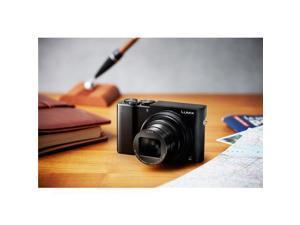 Panasonic Lumix DMC-ZS100 Digital Camera, 20.1MP, Black #DMC-ZS100K