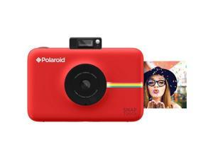 Polaroid Snap Touch Instant Print Digital Camera with LCD Display, Red #POSTR
