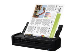 Epson WorkForce ES-300W Wireless Portable Duplex Document Scanner with ADF