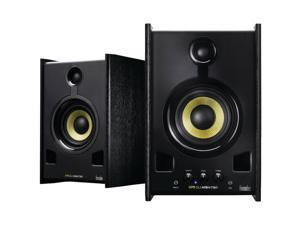 Hercules XPS 2.0 DJ Monitor Speaker, 80W Power, Pair #HER-4769227
