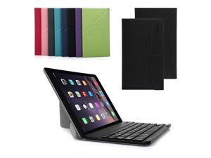 "Bluetooh Keyboard for Samsung Galaxy Tab S 10.5"" US Layout Detachable Magnetic Leather Case Cover for Universal Tablet 1"