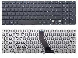 Laptop Keyboard Compatible for Acer Aspire Switch 10 S1003 SW1-011-18US SW1-011-13XY N15P2 S1002-12V2 US Black No Frame