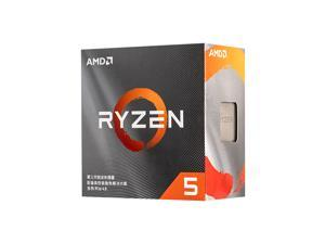 AMD RYZEN 5 3500X 6-Core 3.6 GHz (4.1 GHz Turbo) Socket AM4 65W 100-100000158CBX Desktop Processor