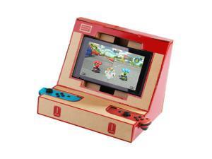 CORN Nintendo Labo Arcade Cardboard Bracket DIY Toy Stand for Nintendo Switch