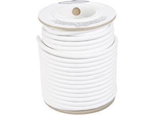 Corn Electronics Speaker Wire - 12-Gauge, 99.9% Oxygen-Free Copper, 100 Feet/200 Feet