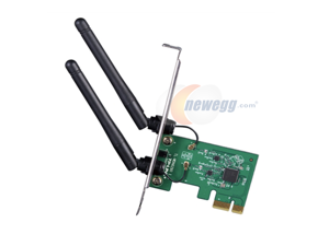 TP-LINK TL-WDN6280 Dual Band Wireless AC1300 PCI Express Adapter, 2.4 GHz 400 Mbps / 5 GHz 867 Mbps, IEEE 802.1ac/a/b/g/n, WPA / WPA2, WPA-PSK/WPA2-PSK,Plug & Play in Windows XP/7/8/8.1/10