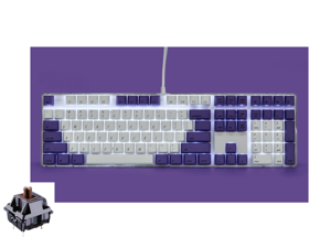 Ybriefbag-Accessories 104 Keys Blue Switch Colorful Backlit Mechanical Gaming Keyboard Color : Photo Color, Size : One Size
