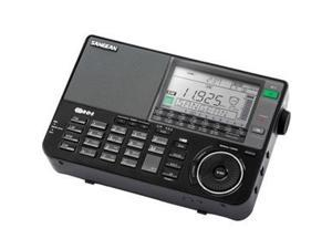 Sangean ATS-909X BK Shortwave Portable Receiver