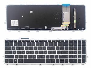 Laptop US Keyboard Backlit Keypads For HP Envy 17t-j100 CTO 17-j150NR 17-j181NR