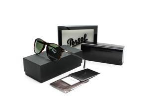 dc1801fe119 Persol PO9649 Sunglasses 24 31 Brown Havana ...