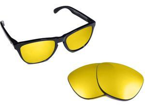 77a41419921 Moonlighter Replacement Lenses Polarized Gold by SEEK fits OAKLEY Sunglasses