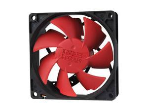 PcCooler F105,100mm/90mm Quiet FAN, Single Fan, Washable, Super Mute, for Power Supply, for Computer Case Cooler,100mm & 90mm x25mm Dual Mounting Holes Design Cooling Fan for PC Case CPU Heatsink