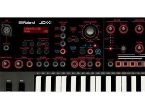 Roland JD-XI Analog Digital Crossover Synthesizer
